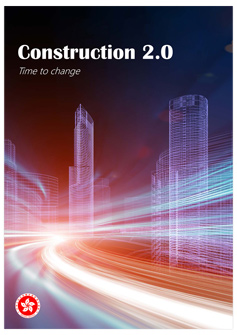 Cover of Construction 2.0 - Time to change