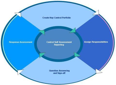risk control self assessment template - control self assessment kpmg in
