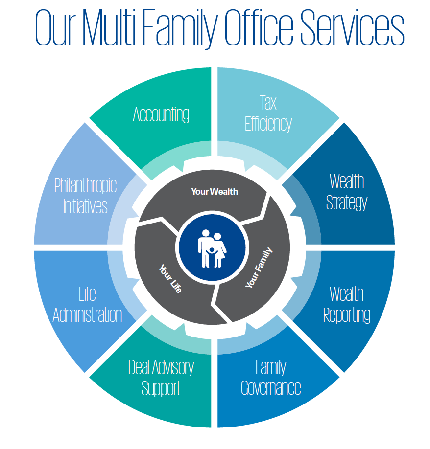 KPMG Multi Family Office Monaco : our services